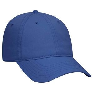 OTTO 6 Panel Low Profile Garment Washed Superior Cotton Twill Baseball Cap